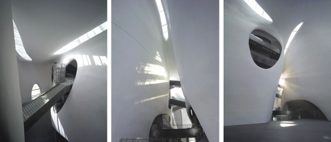 Музей искусств и истории города Ордоса © Shu He