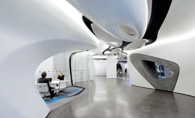 Магазин Roca London Gallery © Hufton + Crow