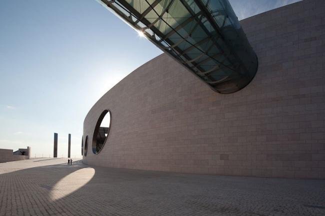«Центр исследования неизвестного» Фонда Champalimaud © Jose Campos