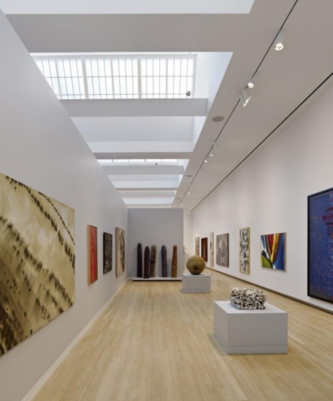Музей искусств Крокер © Bruce Damonte