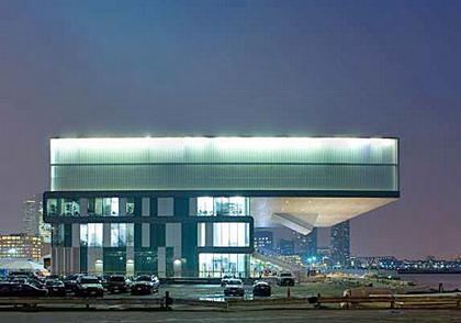 Институт современного искусства. Фото Iwan Baan