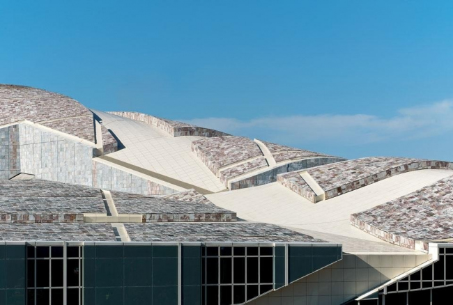 Город культуры Галисии © Inigo Bujedo Aguirre