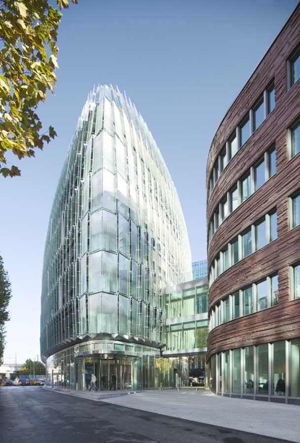 Штаб-квартира Bouygues Immobilier - комплекс Galeo © Eric Sempe SPIKSTUDIO