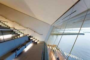 Институт современного искусства. Вид медиатеки. Фото Iwan Baan