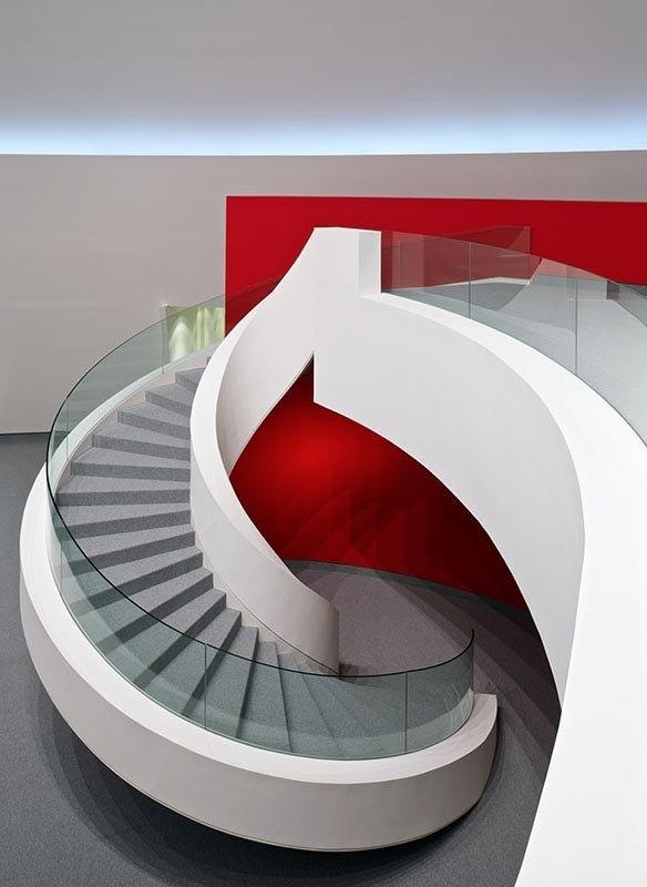 Международный культурный центр Оскара Нимейера  © Inigo Bujedo-Aguirre