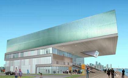 Институт современного искусства. Проект