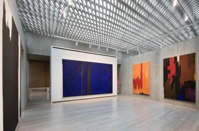 Музей Клиффорда Стилла © Raul Garcia