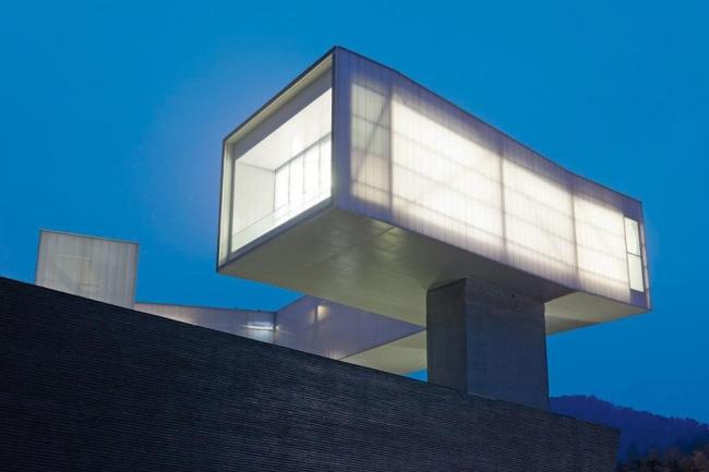 Музей искусства и архитектуры Нанкина © Iwan Baan