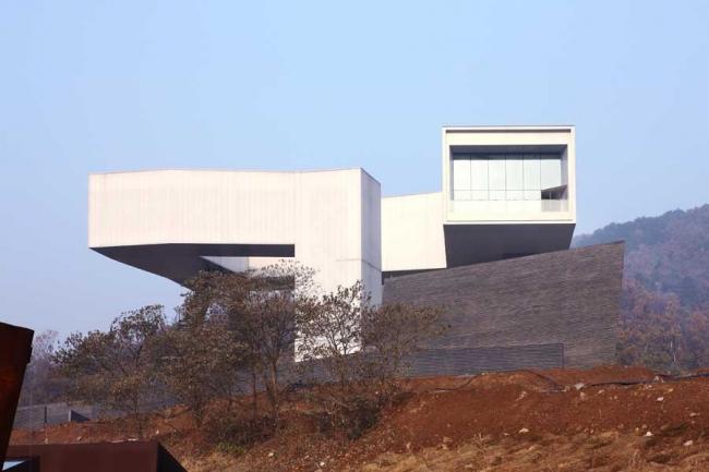 Музей искусства и архитектуры Нанкина © Shu He