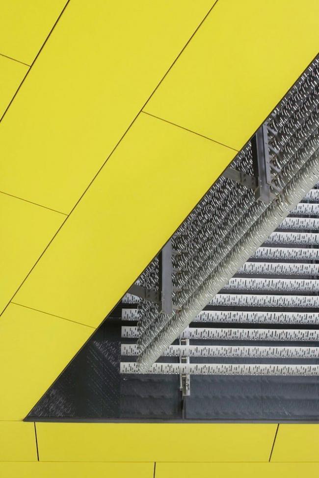 Центр Ванке © Hufton + Crow