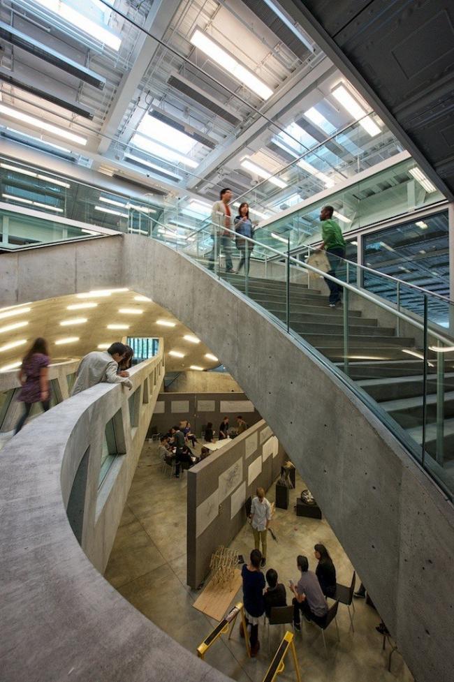 Корпус Мильстейна Университета Корнелла © Matthew Carbone