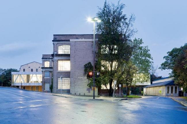 Корпус Мильстейна Университета Корнелла © Iwan Baan