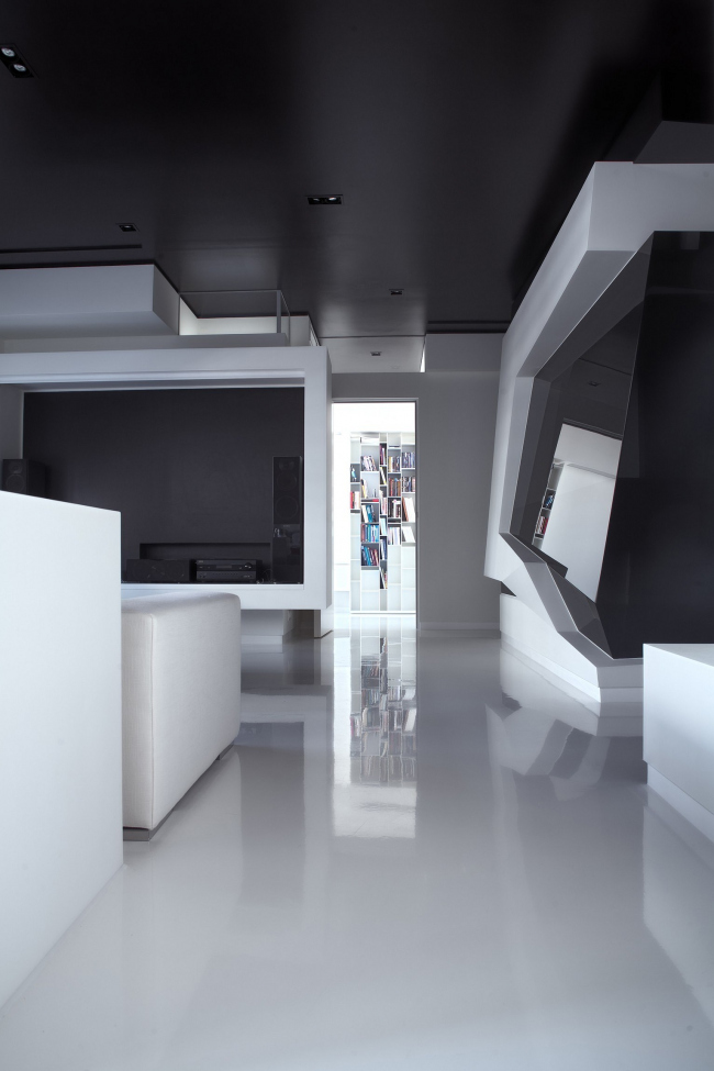 The Interior of the Apartment at Mikoyan Street
