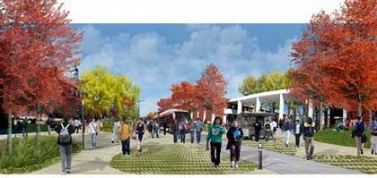 Новый кампус университета Ратгерс