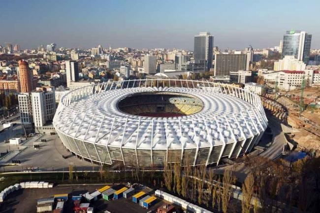 Национальный спортивный комплекс «Олимпийский» © Oleg Stelmach