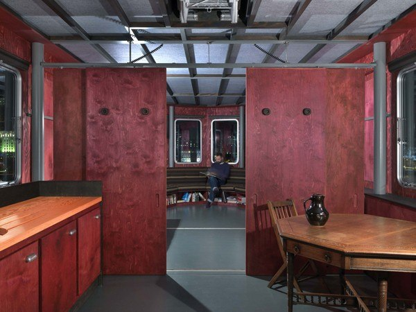 Павильон «Комната для Лондона». Фото Charles Hosea/Courtesy of Living Architecture