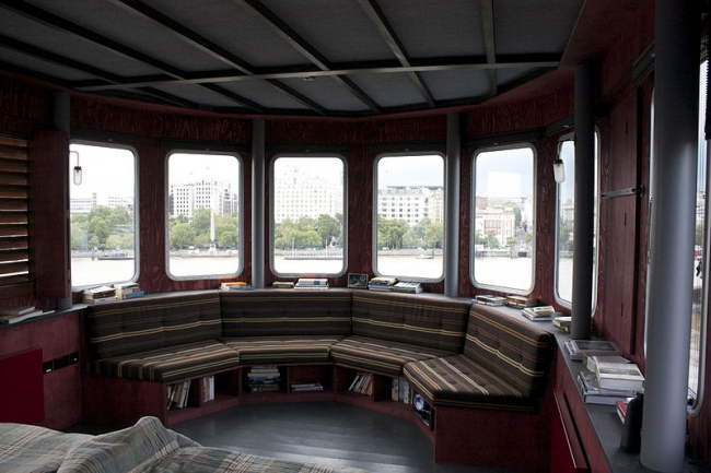 Павильон «Комната для Лондона». Фото: Paulobrad via Wikimedia Commons. Лицензия CC-BY-SA-4.0