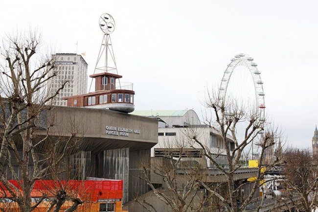 Павильон «Комната для Лондона». Фото Katherine Rose/guardian.co.uk
