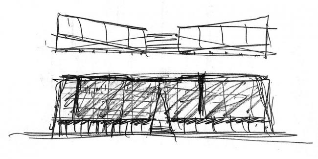 Комплекс Sumatrakontor © Designed by Erick van Egeraat