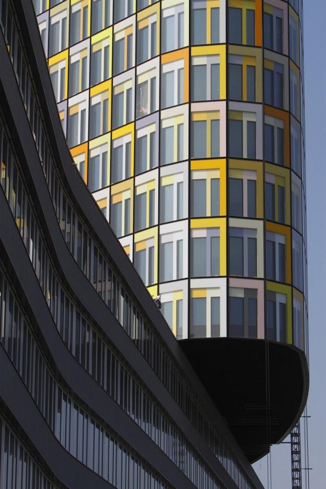 Штаб-квартира Немецкого автомобильного клуба (ADAC). Фото с сайта baunetz.de