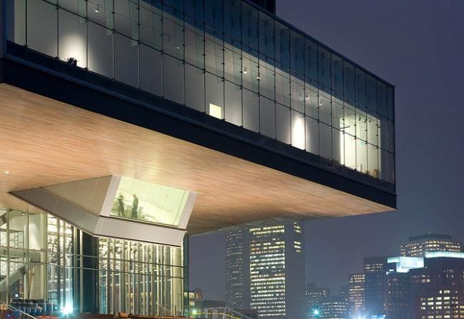 Институт современного искусства. Фотография © Iwan Baan