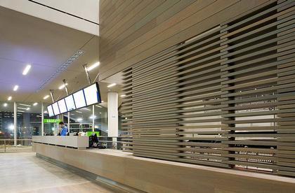Институт современного искусства. Вид вестибюля. Фото Iwan Baan