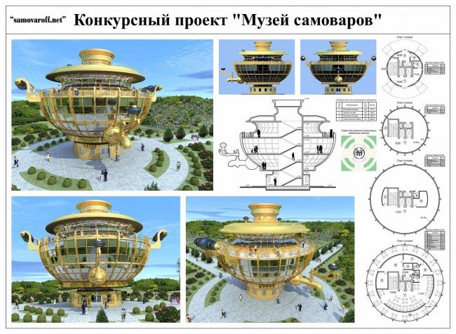 Победитель номинации «Креативность» - проект Дениса Гаврилова (Москва)