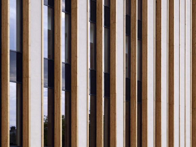 Кампус Саттон-Бонингтон Университета Ноттингема © Make Architects