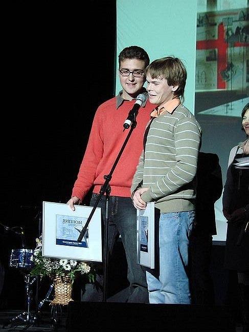 Антон Ладыгин и Алексей Курков