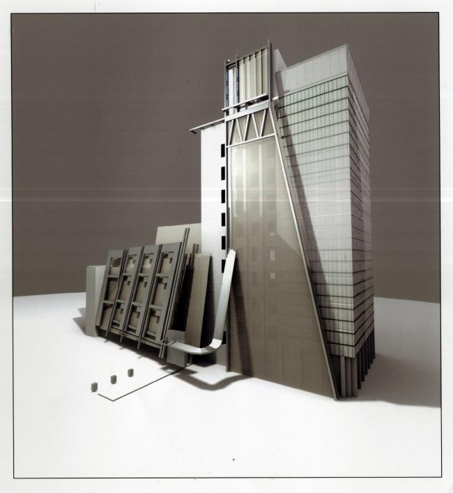 Реконструкция центрального офиса корпорации «ИРКУТ»