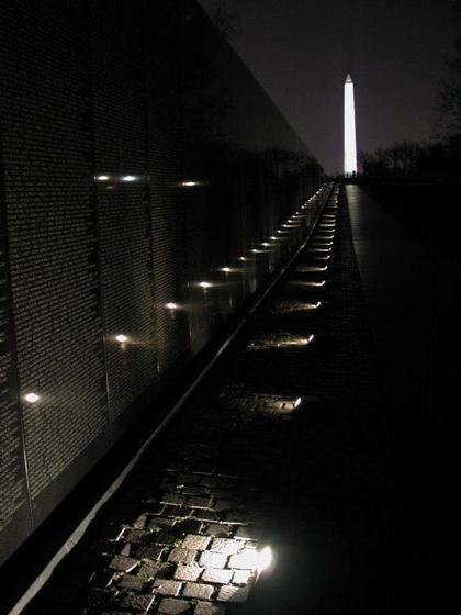 Мемориал ветеранов Вьетнама