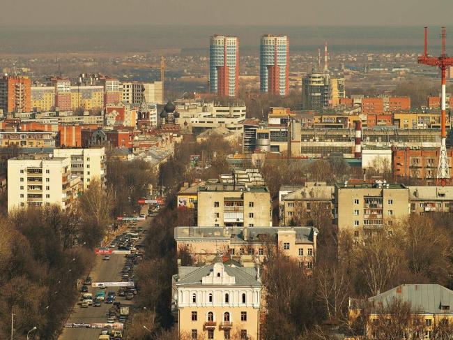 Жилые дома по Казанской набережной. НПО «Архстрой».