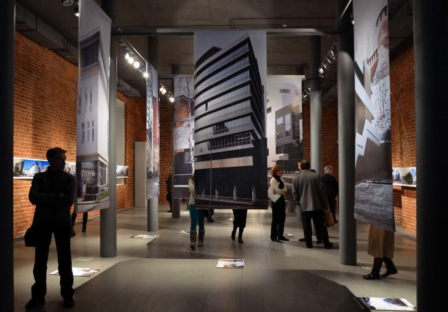 Выставка «Город есть. Архитектурные вкусы на рубеже веков».