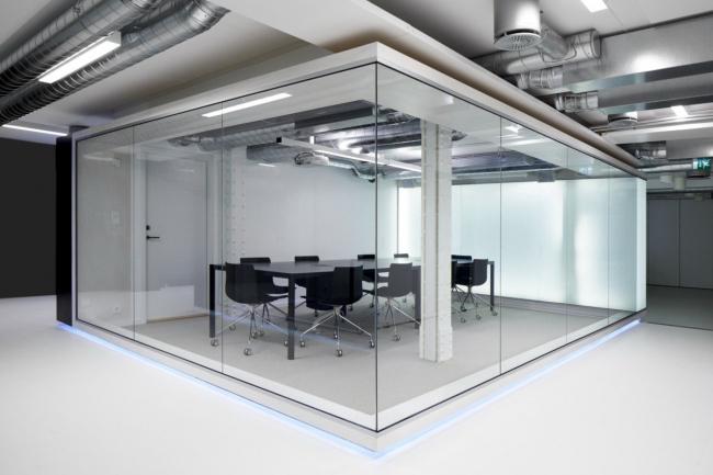 Офис компании Netlife Research © Eriksen Skajaa Arkitekter