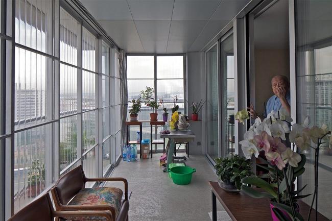 Жилой дом «Тур Буа Ле Претр» – реконструкция. Бюро Lacaton & Vassal © Frédéric Druot
