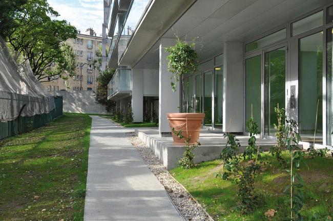 Жилой дом «Тур Буа Ле Претр» – реконструкция © Frédéric Druot