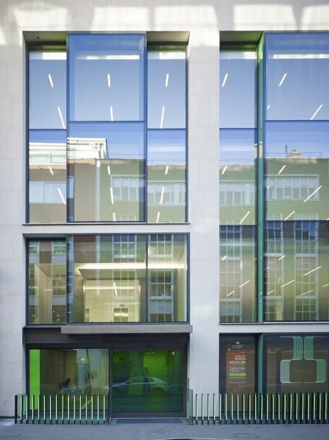 Офисный комплекс на Грейт-Палтни-стрит © Tim Soar