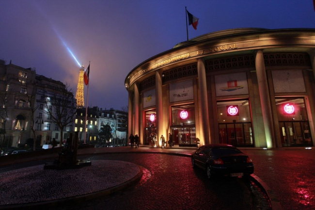 24-часовой музей. Фото Phil Meech © OMA