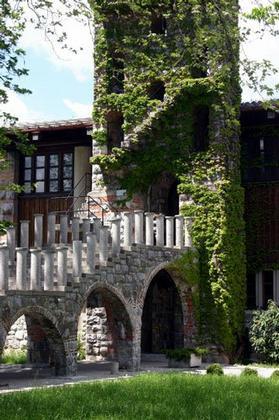 Церковь Св. Михаила. Колокольня. Любляна (1937-1939)