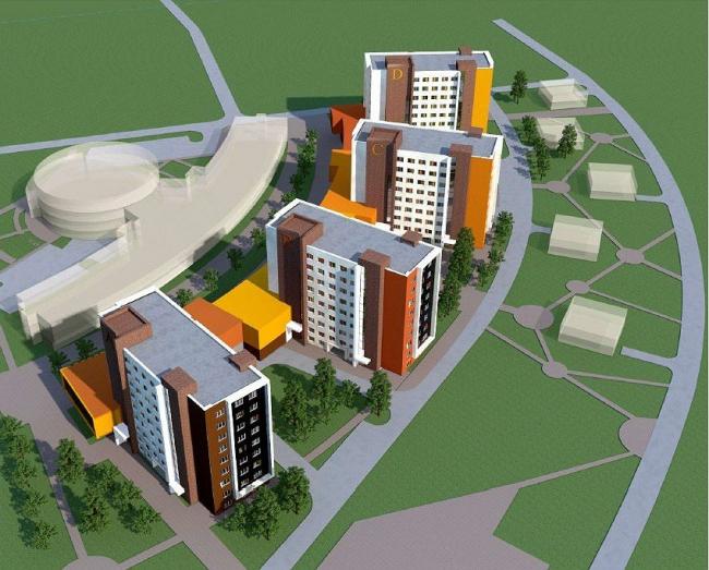 Проект «СибПроект» (г. Иркутск)