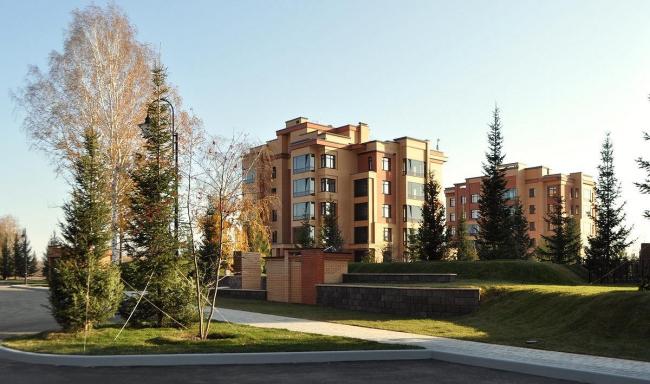 Жилой комплекс «Кедровый», г.Новосибирск