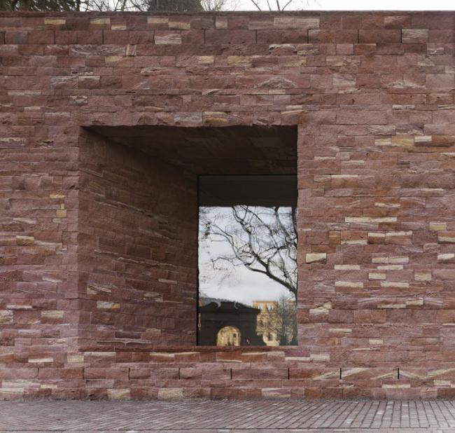 Посетительский центр Гейдельбергского замка © Stefan Müller