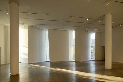 Музей искусств Бронкса. Вестибюль