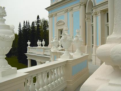 ООО «Деметра» – реставрация павильона Катальной горки ГМЗ «Ораниенбаум»