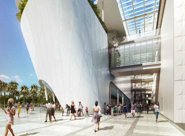 Музей науки Майами © Grimshaw