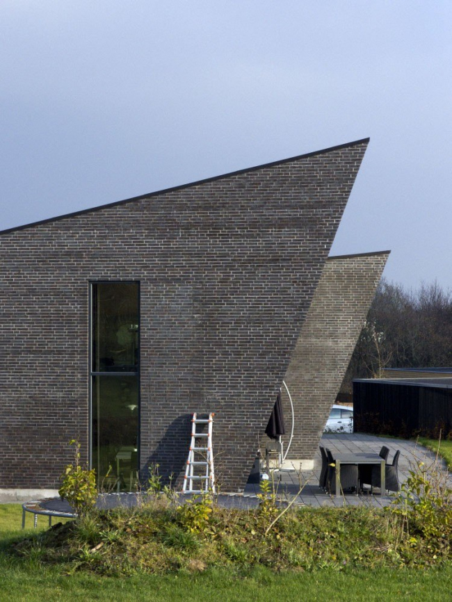 Comfort House © C. F. Møller Architects