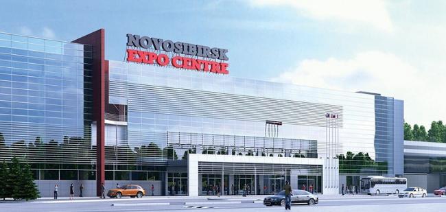 Выставочный комплекс «Новосибирск Экспоцентр». Проектировщик: компания IC&M