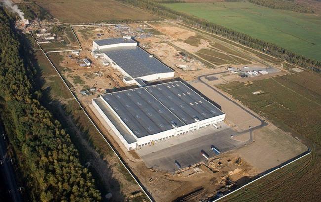 Фабрика «Ферреро» (Ferrero) во Владимирской области