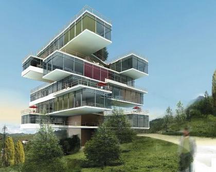 Будаковка - жилой и гостиничный комплекс
