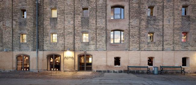 Ресторан NOMA Lab © Adam Mørk